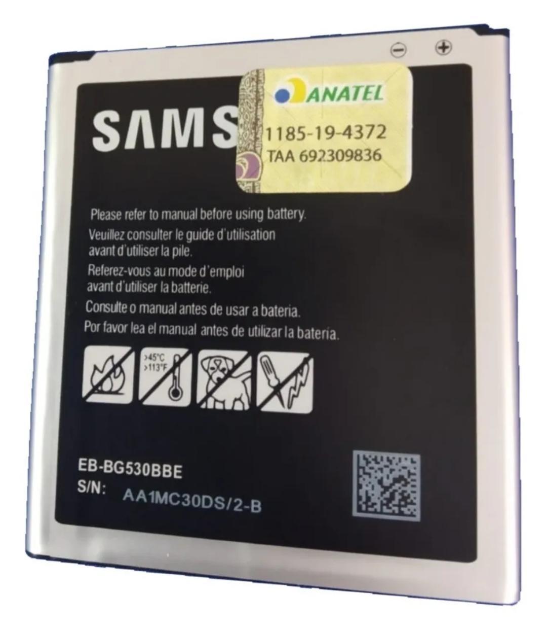 Bateria Samsung Galaxy J5 EB-BG530BBE