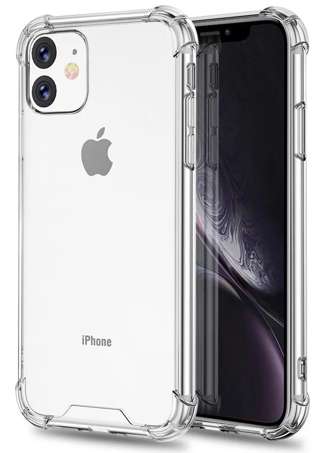 Capa Transparente Anti Shock para Iphone 11 Pro Max
