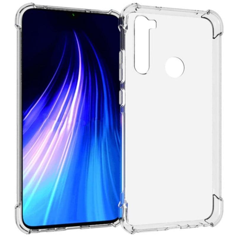 Capa Transparente Anti-shock para Redmi Note 8