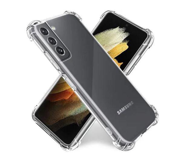 Capa Transparente Anti Shock Para Samsung Galaxy S21