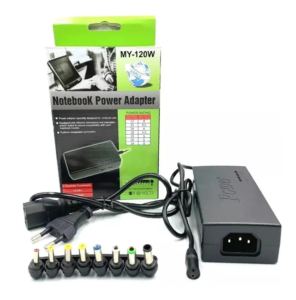 Notebook Power Adapter MY - 120W