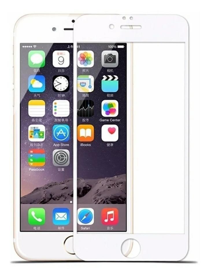 Película de Vidro 6D Iphone 6