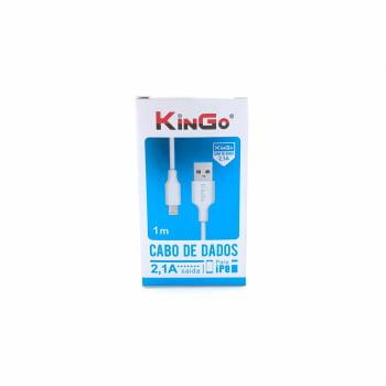 Cabo de Dados Iphone 1 Metro KinGo