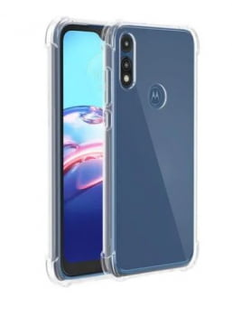 Capa Transparente Anti Shock Para Motorola Moto E6s