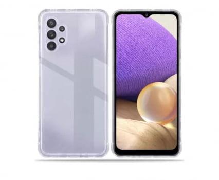 Capa Transparente Anti-shock Samsung Galaxy A32
