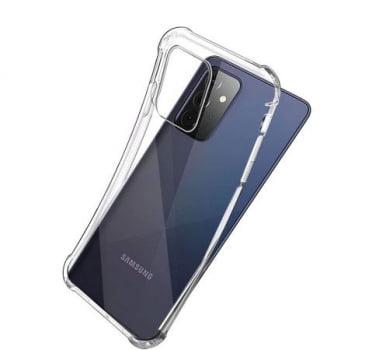 Capa Transparente Anti-shock Samsung Galaxy A72