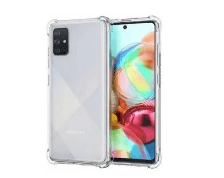 Capa Transparente Anti-shock Samsung Galaxy M51