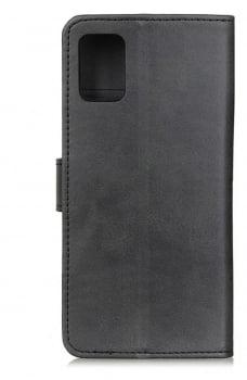 Capa Carteira  Antishock Porta Cartão P/ Motorola Moto G9 Plus
