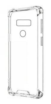 Capa Transparente  Anti Shock para LG K51S
