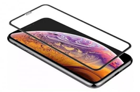 Película de Vidro 6D Iphone X